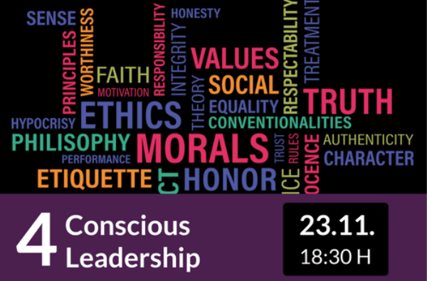 CONSCIOUS LEADERSHIP – predavanje