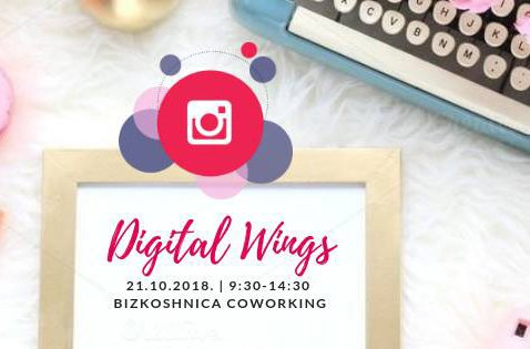 DIGITAL WINGS: INSTAGRAM