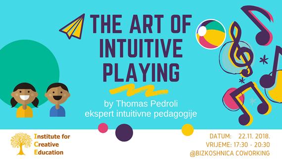 Umijeće intuitivne igre s Thomasom Pedrolijem
