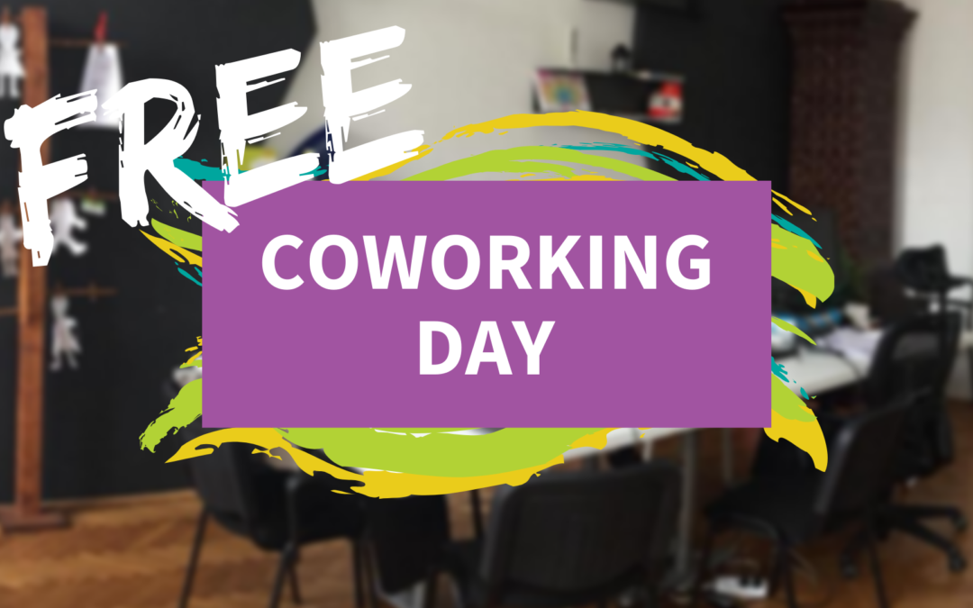 FREE coworking days 2020!
