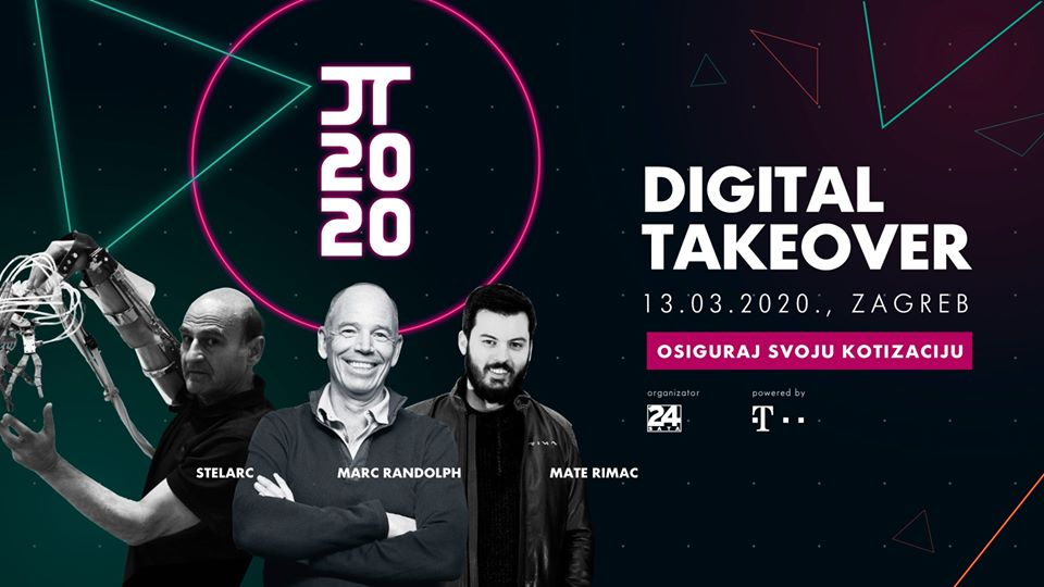 Digital Takeover 2020.