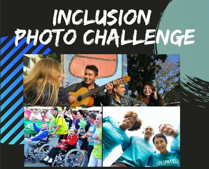 INCLUSION! Photo challenge